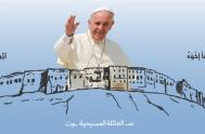 05/03/2021- El Papa Francisco es el primer Pontífice que llega a Iraq, llevando la luz del Evangelio y palabras de amor verdadero a…