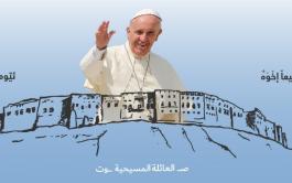 05/03/2021- El Papa Francisco es el primer Pontífice que llega a Iraq, llevando la luz del Evangelio y palabras de…