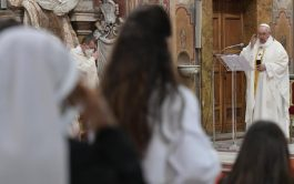 12/04/2021 – En el II Domingo de Pascua, tras haber celebrado la Santa Misa con ocasión de la Fiesta de…