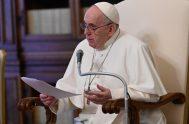 28/04/2021 –En la Audiencia General de este miércoles 28 de abril, el Papa Francisco describió en qué consiste la meditación cristiana, que no…