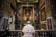 """22/04/2021 – El Papa Francisco inaugurará una """"maratón"""" del rezo del Rosario que se desarrollará del 1 al 31 de mayo en todo…"""