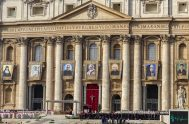 26/04/2021 – La oficina de las Celebraciones Litúrgicas del Vaticano informó hoy que el Papa Francisco presidirá un Consistorio ordinario público para el…