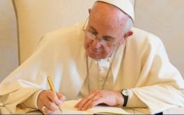 08/04/2021 –El Papa Francisco pidió a los responsables de los mercados, y en especial al mercado financiero, que fijen sus…