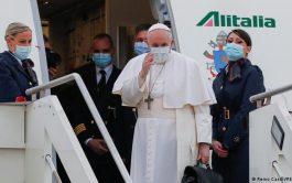 04/05/2021 –El Papa Francisco recibió en el Vaticano al ministro de Asuntos Exteriores de Irak, Fuad Mohammed Hussein. Según informó…