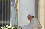 27/05/2021 –Fue el mismo Papa Francisco a abrir la maratón de oración el pasado 1 de mayo con una oración ante el icono…