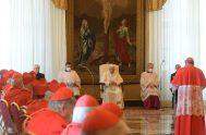 03/05/2021 –La Oficina de Prensa de la Santa Sede dio a conocer que, la mañana de este lunes, 3 de mayo, el Papa…