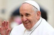 6/05/2021 – El papa Francisco envió un video mensaje con motivo de la Solemnidad de Nuestra Señora de Luján, que se celebra el…