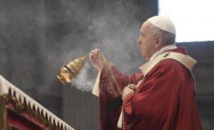 29/06/2021 – Hoy, martes 29 de junio el Papa Francisco celebró la Santa Misa en la Basílica…