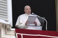 07/06/2021 –El Papa Francisco, durante el rezo del Ángelus desde la Plaza de San Pedro del Vaticano, explicó que, la Solemnidad de Corpus…
