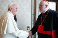 10/06/2021 – El papa Francisco rechazó la renuncia del arzobispo de Múnich y Freising, el cardenal Reinhard Marx, presentada como gesto para asumir…