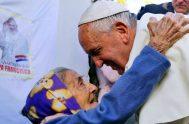 22/06/2021 –El Vaticano difundió el Mensaje del Papa Francisco para la primera Jornada Mundial de los Abuelos y de las Personas Mayores que…