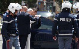 14/07/2021 –El Papa Francisco fue dado de alta del hospital policlínico A. Gemelli este 14 de julio por la mañana…