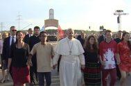 """04/08/2021 –Acaba de publicarse """"El Video del Papa"""" con la intención de oración que el Papa Francisco confía a toda la Iglesia Católica…"""