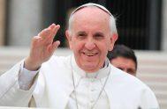 """21/09/2021 –El Papa Francisco aseguró que la Cruz de Cristo es """"actual y eficaz"""", sobre todo """"en una situación como la contemporánea, caracterizada…"""