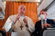 16/09/2021 –El Papa Francisco ya se encuentra en Roma tras su viaje a Eslovaquia y Hungría. Ha pasado por cinco ciudades en las…