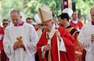 14/09/2021 –Por primera vez, un Pontífice celebró la Divina Liturgia Bizantina de San Juan Crisóstomo en Eslovaquia. El Papa Francisco, junto con el…