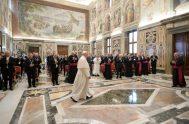17/09/2021 – El Papa Francisco recibió hoy en audiencia a los responsables de las Comisiones de Catequesis de las Conferencias Episcopales Europeas que…