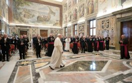 17/09/2021 – El Papa Francisco recibió hoy en audiencia a los responsables de las Comisiones de Catequesis de las Conferencias…