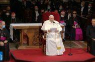 13/09/2021 –El Papa Francisco participó en un encuentro muy cordial con obispos, sacerdotes, religiosas y catequistas eslovacos, reunidos en la Catedral de San…