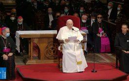 13/09/2021 –El Papa Francisco participó en un encuentro muy cordial con obispos, sacerdotes, religiosas y catequistas eslovacos, reunidos en la…
