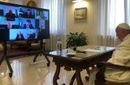 23/09/2021 – El Papa Francisco mantuvo un encuentro online con el Consejo de Cardenales que le asesora en la reforma de la Curia…