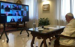 23/09/2021 – El Papa Francisco mantuvo un encuentro online con el Consejo de Cardenales que le asesora en la reforma…