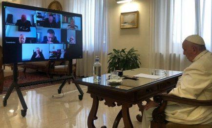 23/09/2021 – El Papa Francisco mantuvo un encuentro online con el Consejo de Cardenales que le asesora en la reforma de la Curia Romana. Según un comunicado de la Oficina de Prensa…