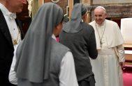 12/10/2021 – (Fuente: Vatican News)Esta mañana el Papa Francisco ha recibido en el Vaticano a las participantes en el 21º Capítulo General de…