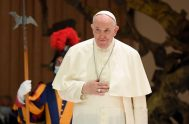06/10/2021 – Durante la Audiencia General de este miércoles, el Papa Francisco continuó con el ciclo de Catequesis sobe la Carta de San…