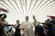 20/10/2021 –La idea de libertad y, en concreto, la idea cristiana de libertad, centró la catequesis pronunciada por el Papa Francisco este miércoles…