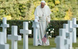 26/10/2021 – (Fuente: News Va)El 2 de noviembre, Francisco acudirá al Parque de Monte Mario, en Roma, para presidir la…
