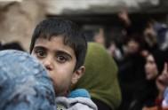 02/09/2013 - En medio de una fuerte tensión política internacional, el mundo tiene puestos sus ojos en el Siria pidiendo la paz. El…