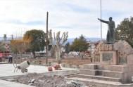 03/09/2013 - A contrareloj se prepara la logística de lo que será la ceremonia de beatificación prevista para el 14 de septiembre en…