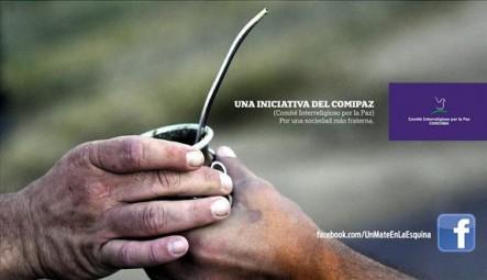 El mate es simbolo de encuentro y compartir para los argentinos