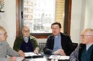 24/12/2013 - Los obispos de las diócesis de la provincia de Córdoba enviaron un mensaje en conjunto con motivo de la Navidad.