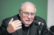 06/05/2014 - Lo hizo en el marco de la misa de apertura de la 107a Asamblea plenaria de la Conferencia Episcopal Argentina.