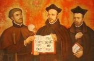 El 31 de julio celebramos el día de San Ignacio de Loyola, fundador de la Compañia de Jesús, cuyos religiosos reciben el nombre…