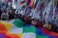 """18/09/2014- En la provincia de Neuquén se firmo la """"Declaración de Pulmarí"""" , la cual establece que todos los pueblos Mapuches ante cualquier…"""