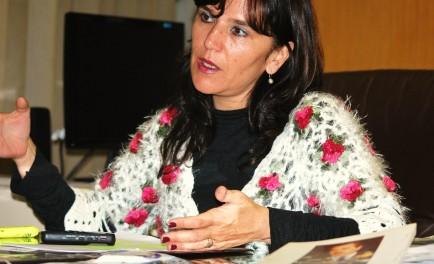 18/09/2014 - El obispo de La Rioja, monseñor Marcelo Colombo, y la diputada provincial de la UCR- Fuerza Cívica Riojana Inés Brizuela y Doria exigieron la derogación de la ley que permite…