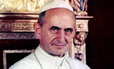 20/10/2014 - El Papa Francisco, en la misma celebración con la que se daba cierre al Sínodo Extraordinario de los obispos por la Familia, beatificó al Papa Pablo VI. En una Plaza…