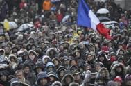 13/01/2015 – Al menos 3,7 millones de personas participaron en las manifestaciones de Francia, en repudio de los atentados islamistas que dejaron 17…