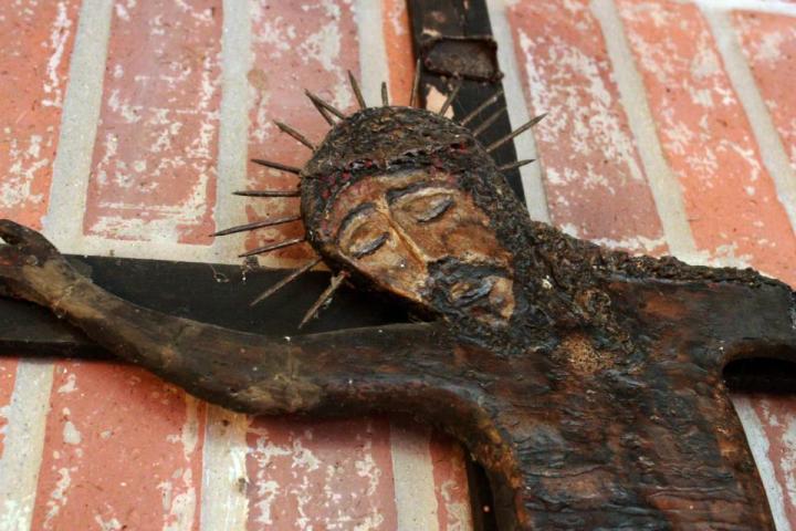 cruz jesus
