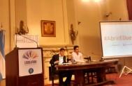 02/03/2015- Abramos el Juego es una iniciativa de Leandro Sallaberry Martínez, titular del portal Juventud Partidaria (www.juventudpartidaria.com.ar) quién congregó a militantes de diez…