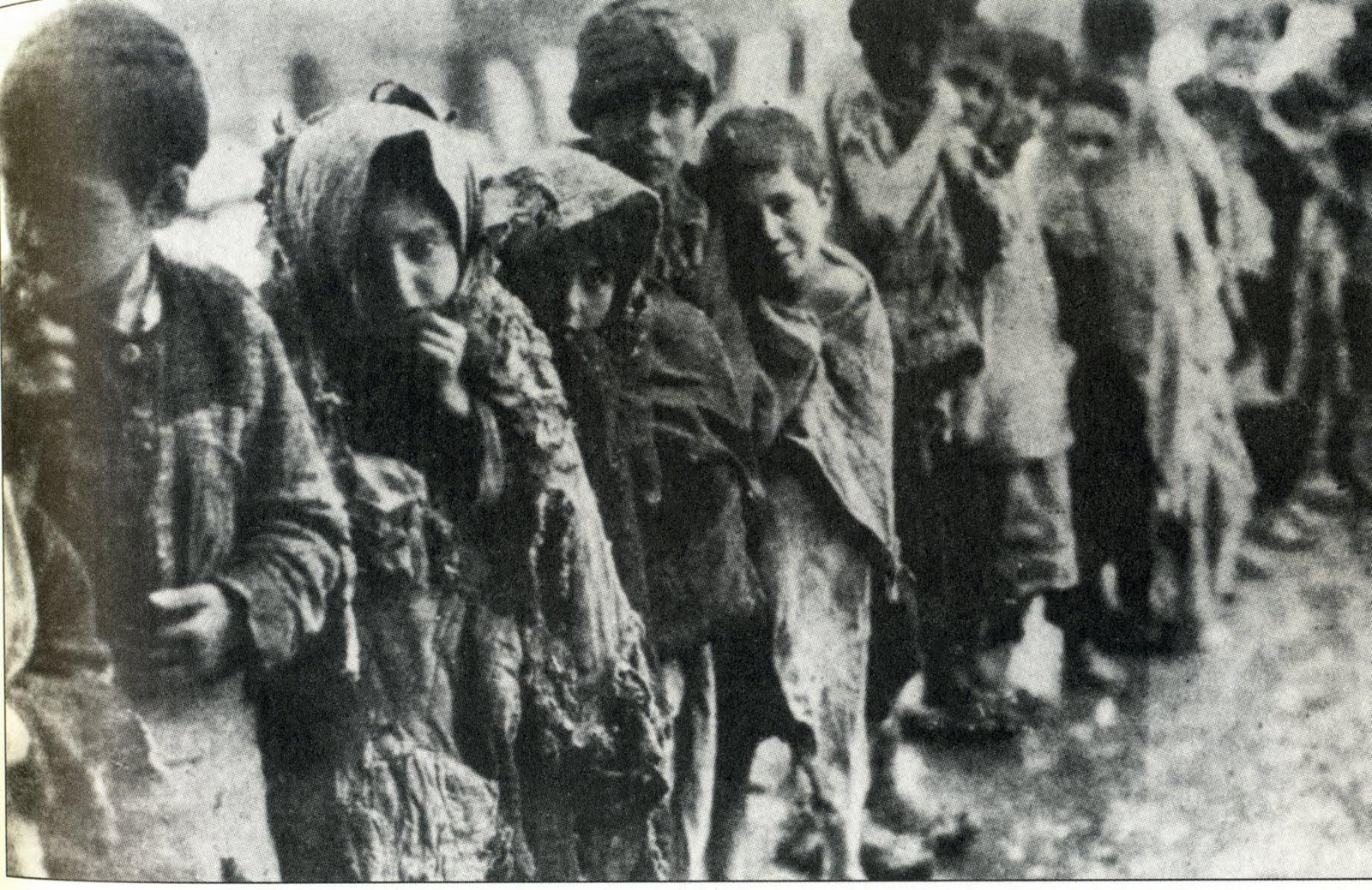Hitler se inspiró en el genocidio armenio para su holocausto
