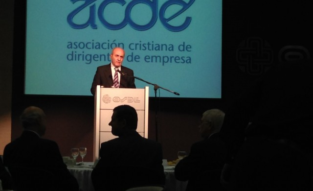 Dr. Carlos Kesman Presidente de ACDE Córdoba
