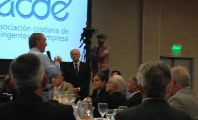 Juan Schiaretti, candidato a gobernador