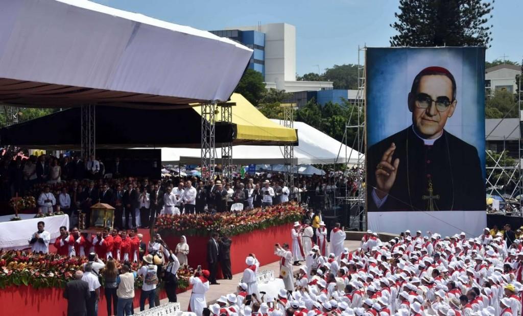 Monseñor Romero beatificación
