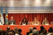 """29/06/2015 –La Semana Social se cerró este domingo en Mar del Plata.""""¿Globalización de la indiferencia o globalización de la solidaridad?"""" fue el lema…"""