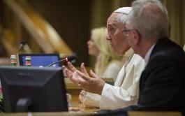 La Pontificia Academia de las Ciencias realiza un encuentro con el título 'Esclavitud moderna y cambio climático: el compromiso de…