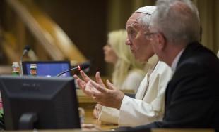 La Pontificia Academia de las Ciencias realiza un encuentro con el título 'Esclavitud moderna y cambio climático: el compromiso de las ciudades' en el que participan, hasta el día de hoy, algunos…